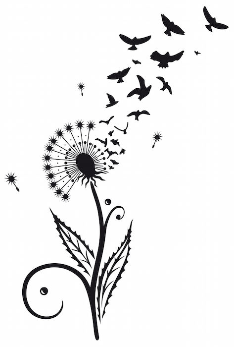 Dandelion Tattoo Meaning - Tattoos With Meaning