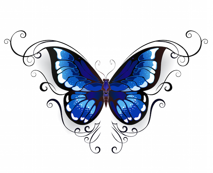 8afd24c05 Butterfly Tattoo Meaning - Tattoos With Meaning