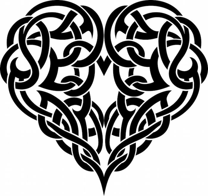 Family Tree Tribal Tattoo Celtic Tattoo Designs ...