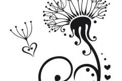Dandelion Tattoo