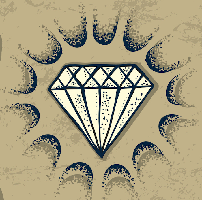diamond tattoo meaning tattoos with meaning. Black Bedroom Furniture Sets. Home Design Ideas