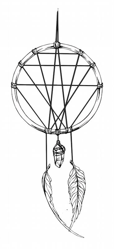 Different Kinds Of Dream Catchers Dreamcatcher Tattoo Meaning Tattoos With Meaning 34