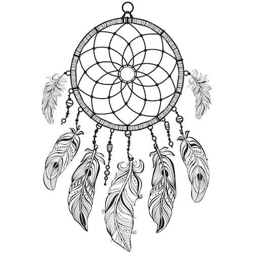 Dreamcatcher Tattoo Meaning Tattoos With Meaning
