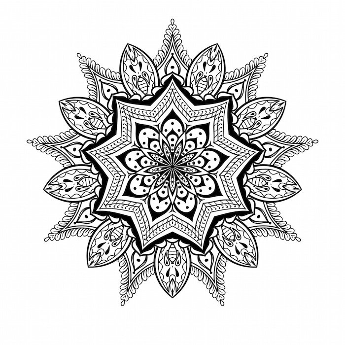 Mandala Tattoo Meaning - Tattoos With Meaning