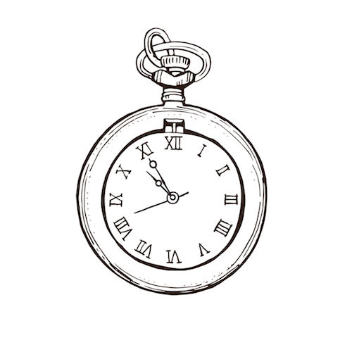 Pocket Watch Tattoo Meaning