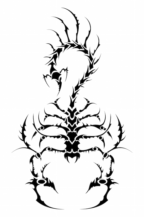 Scorpion Tattoo Meaning Tattoos With Meaning
