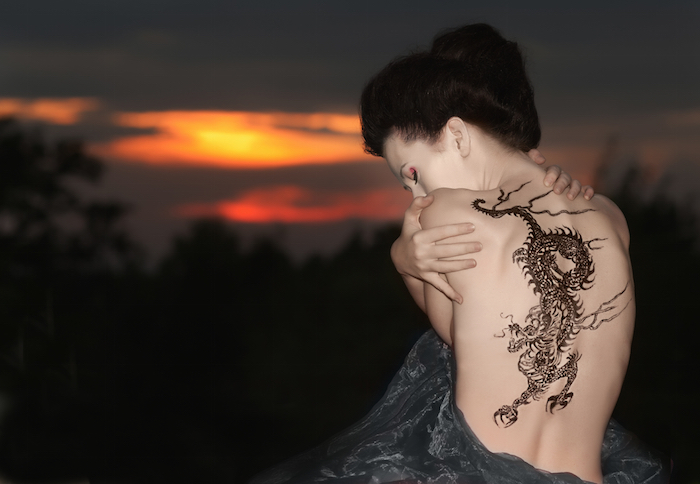 Dragon Tattoo Meaning - Tattoos With Meaning