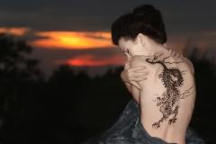 Dragon Tattoo
