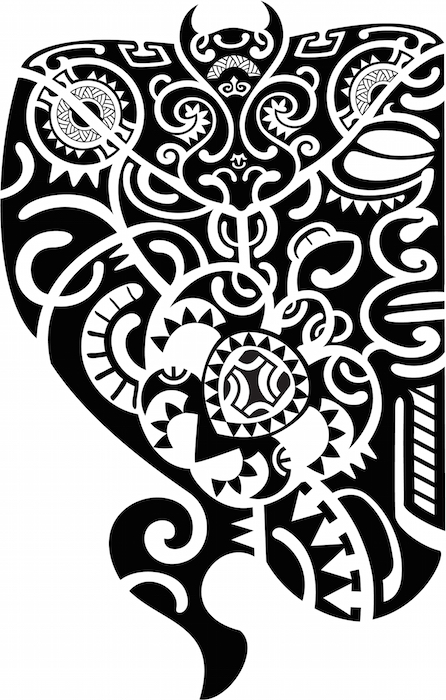 the maori people and the art of tattoo Maori tattoo is a permanent body and face marking that shows rank and identity of a person the tattoo instrument is a bone uhi (chisel) with an extremely sharp.