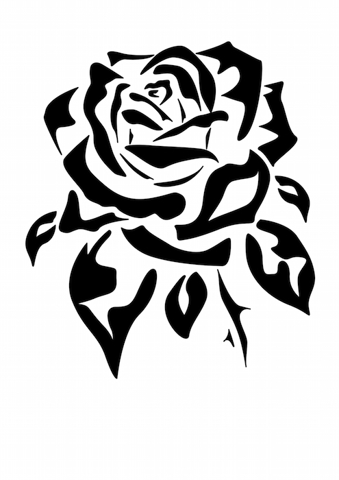 3d5d6f7da Rose Tattoo Meaning - Tattoos With Meaning