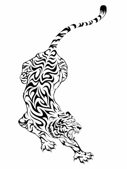 c70f2d2c4 Tiger Tattoo Meaning - Tattoos With Meaning